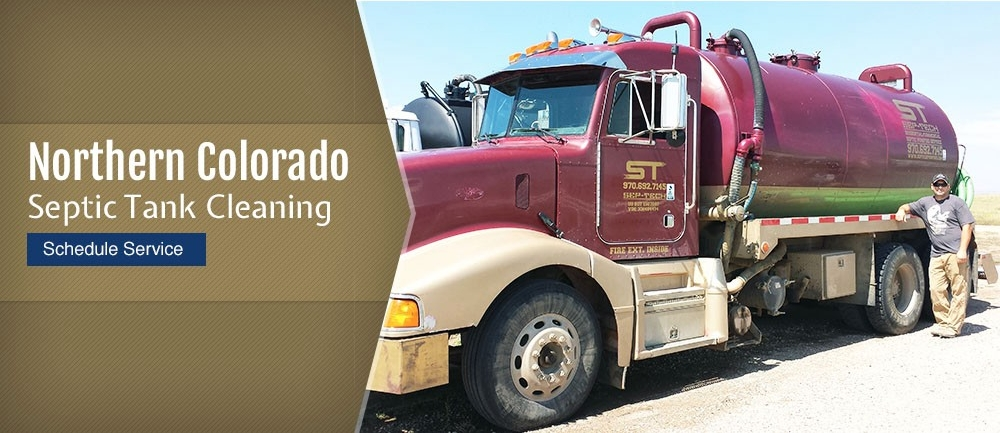 Sep-Tech: Northern Colorado's #1 Septic Pumping Service