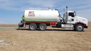 Pierce Septic Tank Pumping
